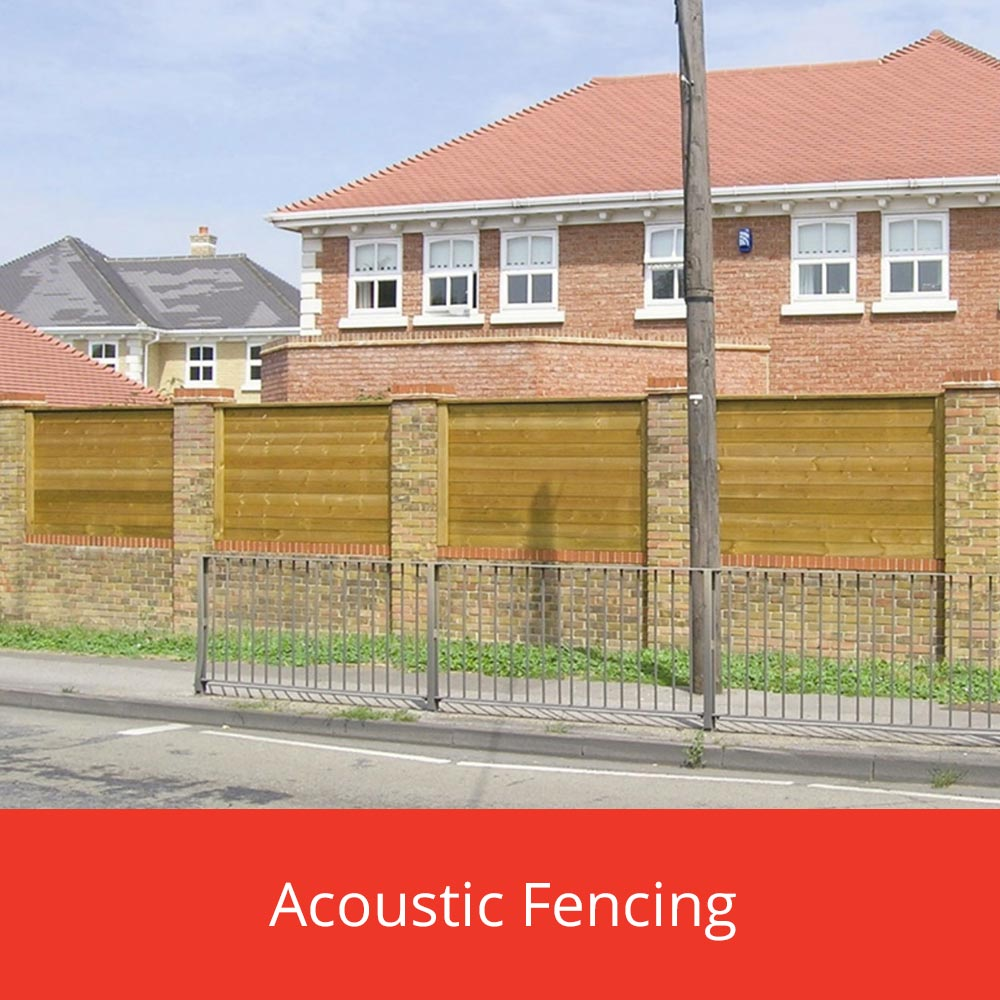 Accoustic Fencing