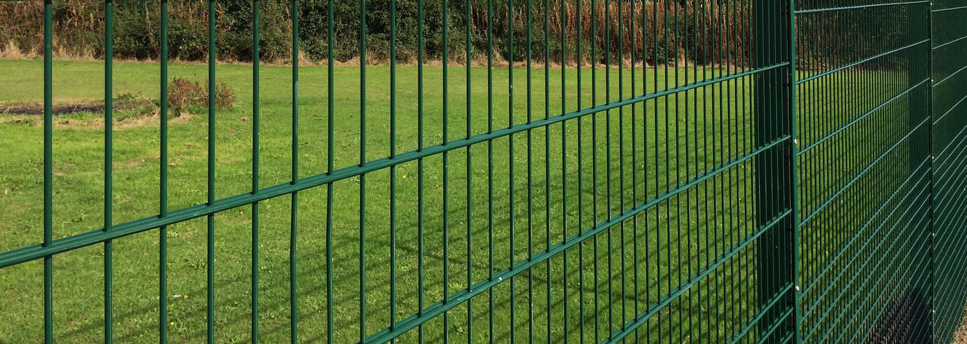 Ball Court Fencing Slider 2