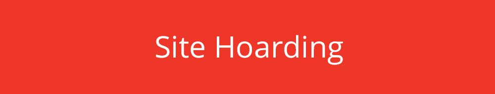 Site Hoarding